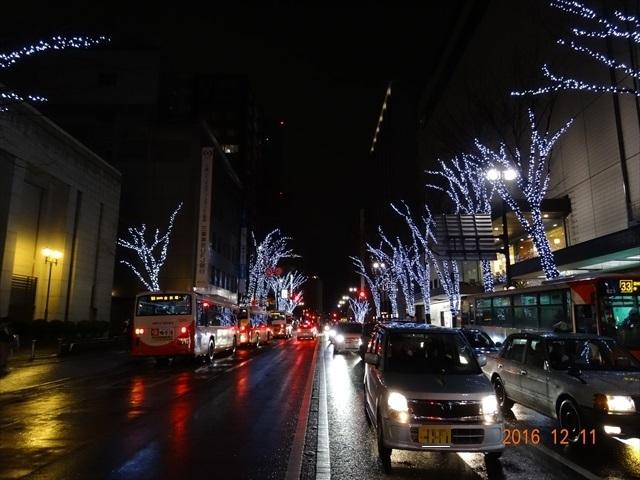 クリスマスの香林坊 2