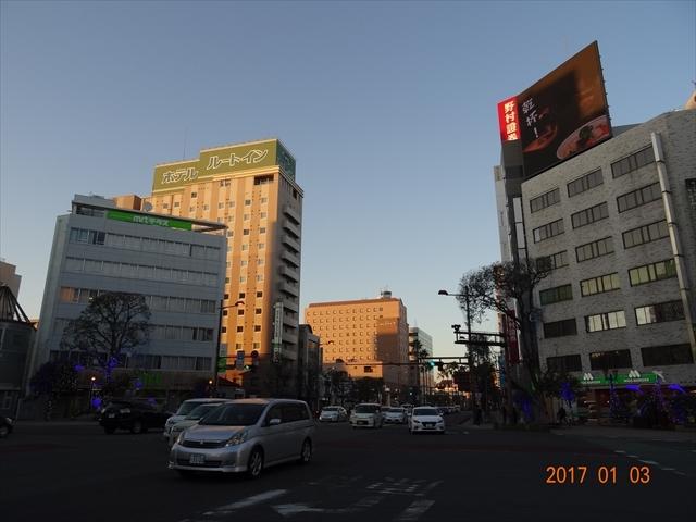 3丁目交差点(2017)