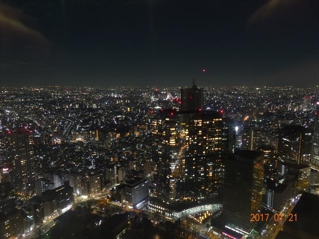 都庁 夜景(1)