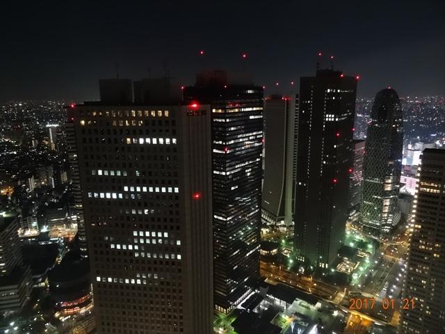 都庁 夜景(2)