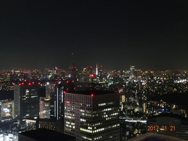 都庁 夜景(3)