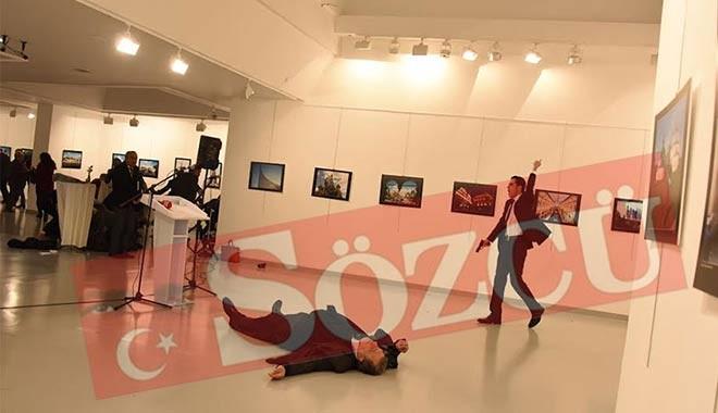 ①トルコでプーチンロシアのカルロフ大使が殺害!ドイツでトラックカージャッククリスマス市報復テロ!
