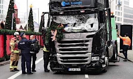 ④トルコでプーチンロシアのカルロフ大使が殺害!ドイツでトラックカージャッククリスマス市報復テロ!
