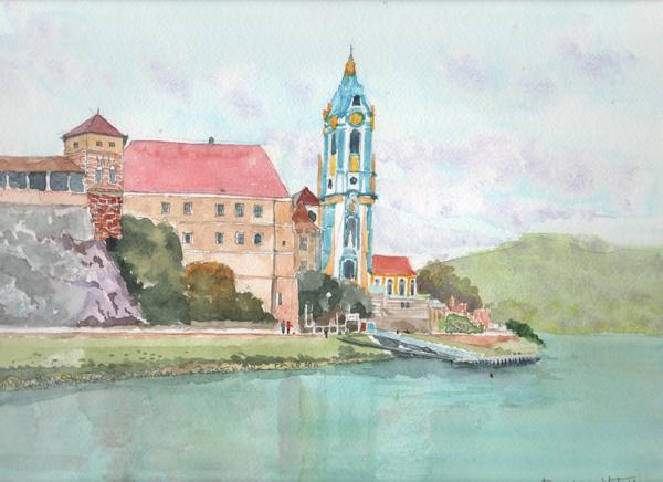 デュルンシュタイン村