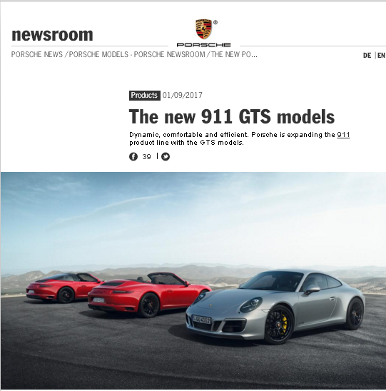 Porscheポルシェnews_20170109
