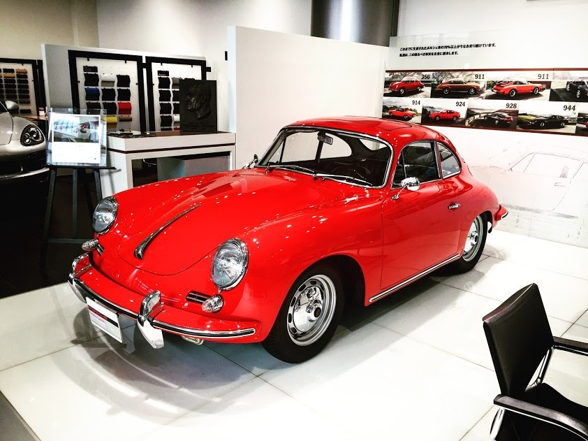 Porscheポルシェ356_PC_SETAGAYA_20170128_001