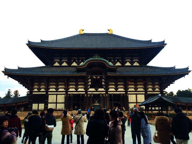 東大寺正門