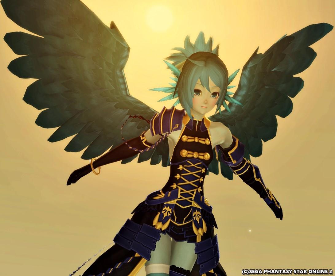 荒野の堕天使