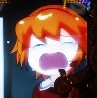コレット 泣き顔