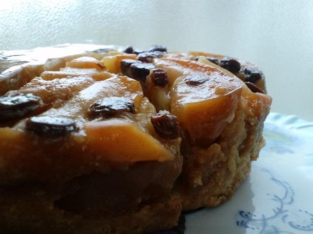 りんごのケーキ<タタン風>1