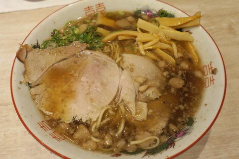 めん鯉(尾道ラーメン)