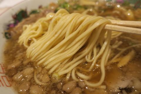めん鯉(麺)