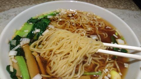 闌苑飯店(麺)