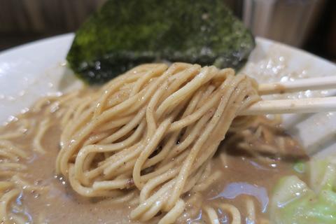 五丁目煮干し(麺)