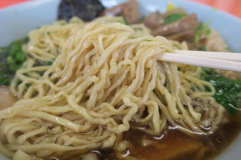 味の大西(麺)