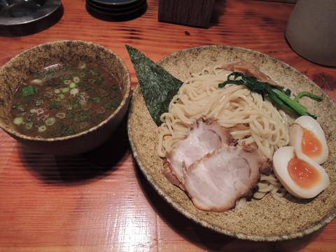 塩つけ麺(650円)