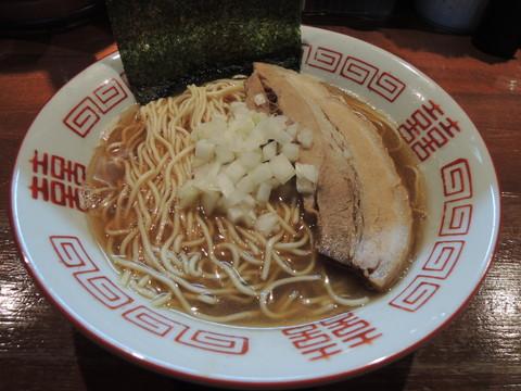 三段仕込みソバ(750円)