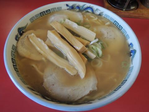 松(叉焼麺)(900円)