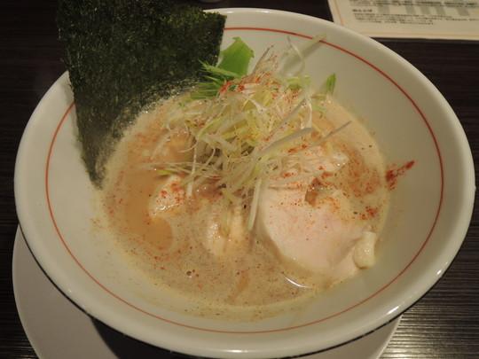 味噌らぁめん(800円)