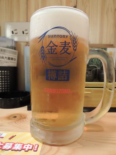 金麦(大)(302円)