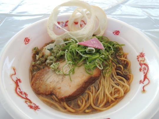 煮干しブラック(800円)
