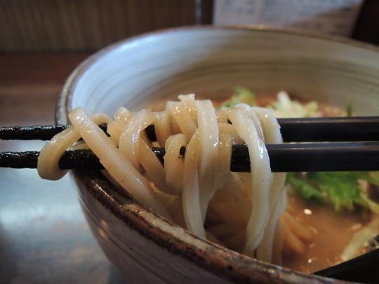 ちゃーしゅーめんの麺