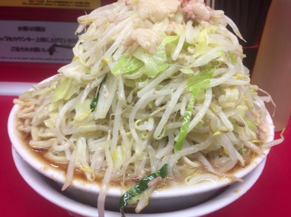 ラーメン二郎とかいう健康食wwwwwwwwww