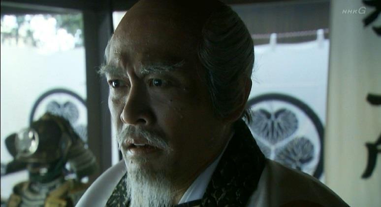 「いかん・・・」徳川家康 真田丸