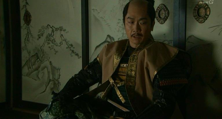 「大御所さま(徳川家康)は、和睦(わぼく=停戦)を望んでおられる」本多正純 真田丸