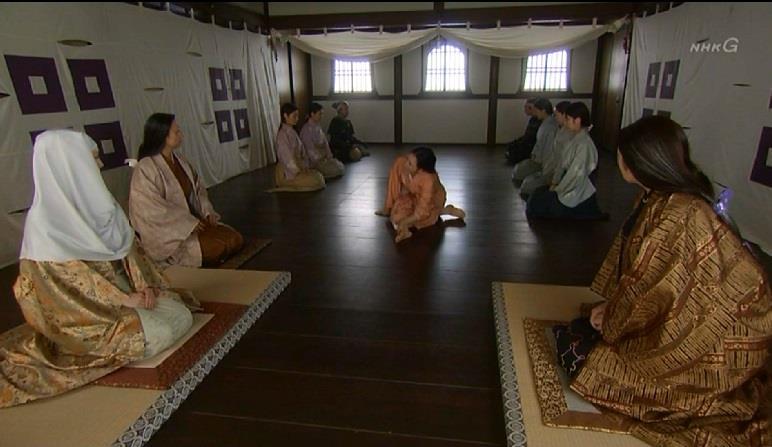 和睦交渉の場は京極家の陣 真田丸