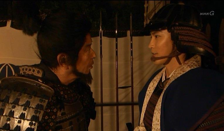 「お前、良い匂いするな・・・」木村重成の匂いに気づく後藤又兵衛 真田丸