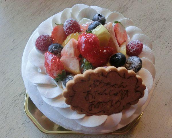 170120 ぷーちゃん10歳の誕生日 (2)