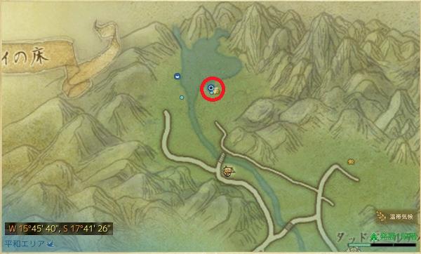 1月21日秘境F MAP