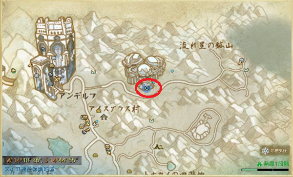 1月21日秘境D MAP