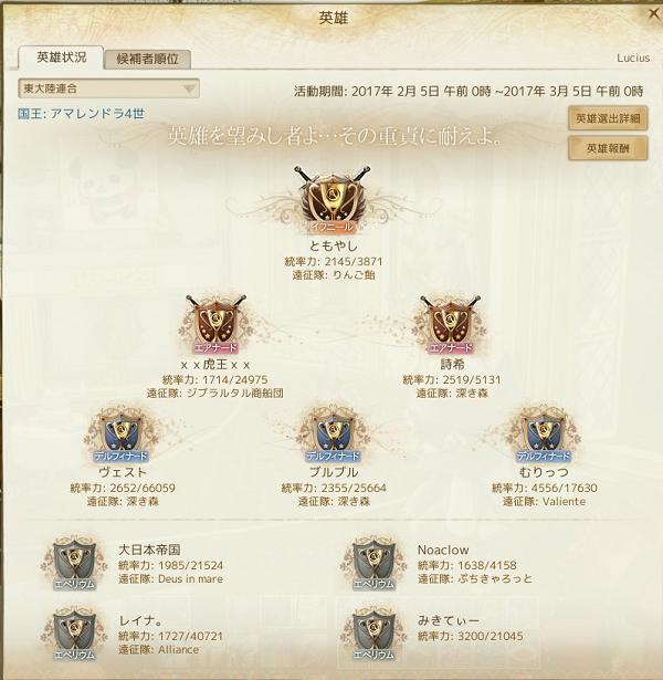 2月5日新東英雄