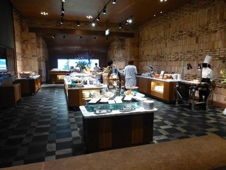 ホテル川久朝食 (2)