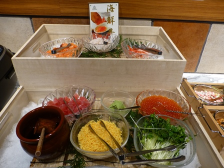 ホテル川久朝食 (6)