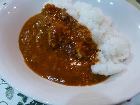 咖喱屋キーマカレー4