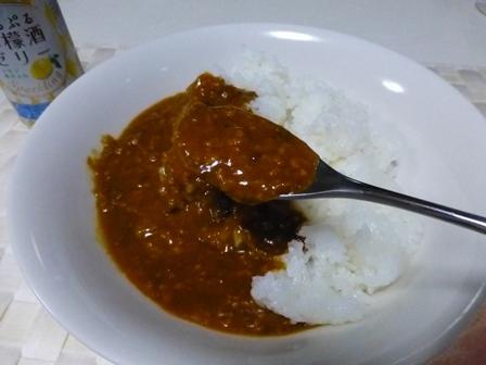 咖喱屋キーマカレー5