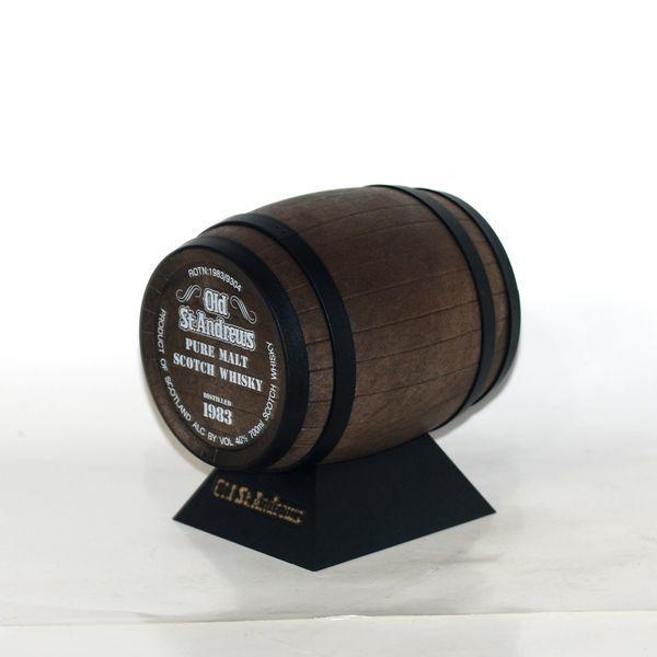 オールド セントアンドリュース 樽