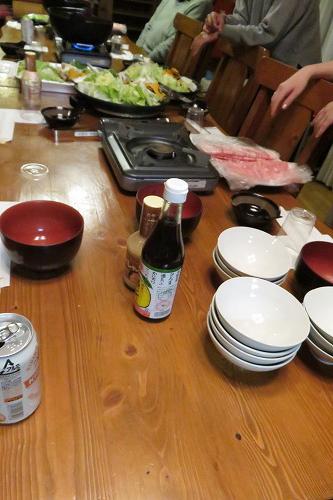 夕食はお鍋☆