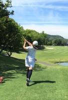 ゴルフ系女子