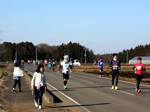 2016年はが路ふれあいマラソン26