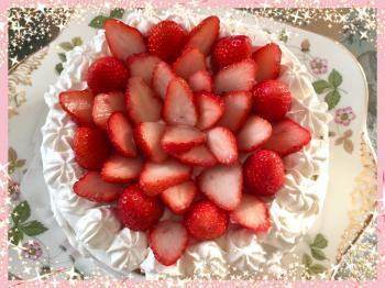 手作りケーキ (2)