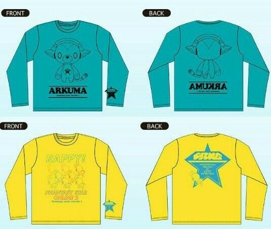 しまむらコラボ第2弾 Tシャツ2種