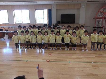 20161213 発表会の練習 (星うた)