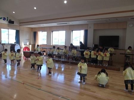 20161213 発表会の練習 (星合奏)