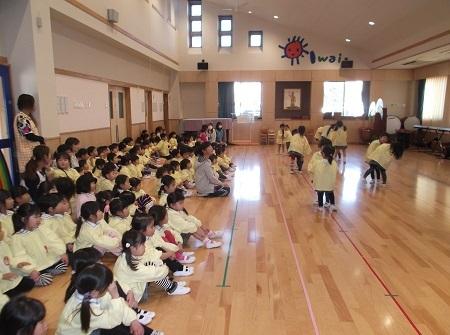 20161212 発表会の練習 (月1)