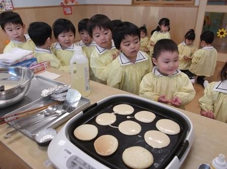 20170105 ホットケーキとわたあめ (6)
