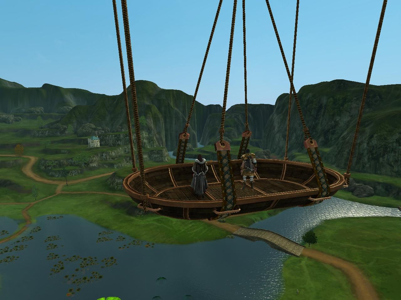 ハヌイの気球2